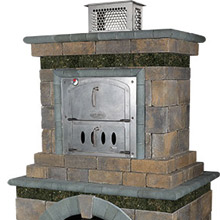 Cambridge Outdoor Pizza Oven Kits
