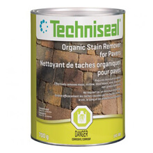 ORGANIC STAIN REMOVER FOR CONCRETE