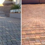 Project Royal Paving Stones Before | after