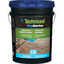 SEALANT FOR CONCRETE PAVERS (CB) | COLOUR BOOST | MATT FINISH