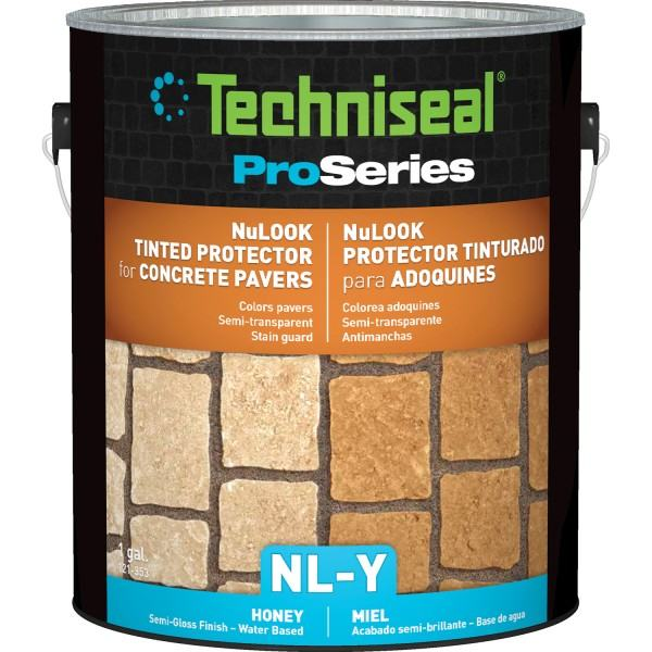 NULOOK TINTED SEALANT FOR CONCRETE PAVERS (NL) | SEMI-GLOSS FINISH